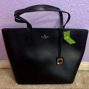 Kate Spade Haven Street Maxi Smooth Leather Tote